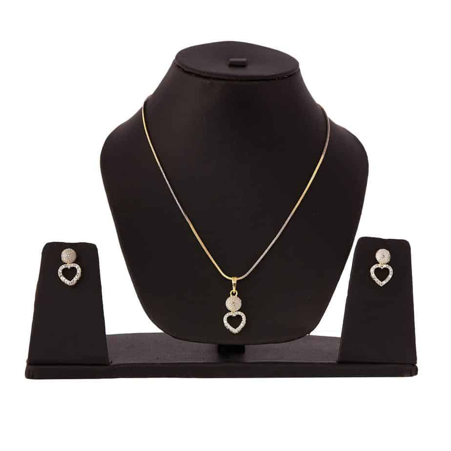 5 Best Gold Plated Necklace Set India 2020